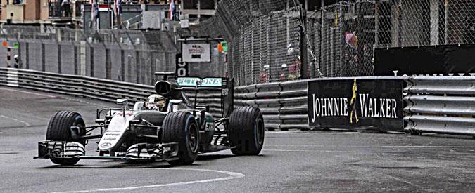 Formula 1, Gran Premio di Monaco. Vince Hamilton davanti a Ricciardo e Perez. Quarto Vettel