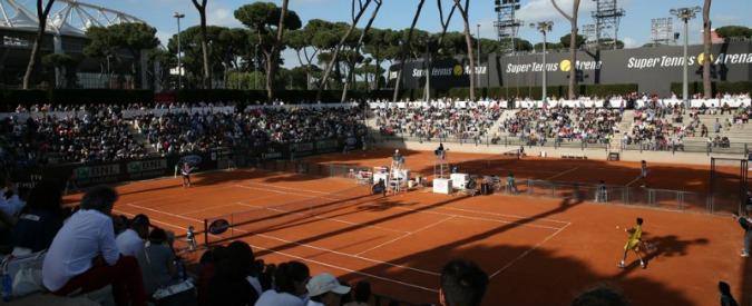 Internazionali di Roma, il torneo con più partecipanti al mondo: 9mila da tutta Italia sognando di sfidare i big