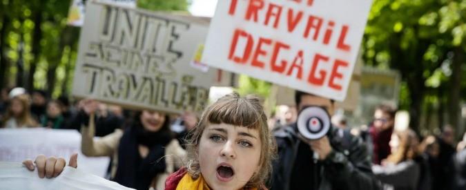 Jobs Act alla francese, ribellarsi alla prepotenza del capitale è lotta di classe