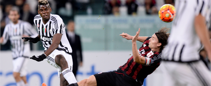 Finale di Coppa Italia: Juve e Milan in campo a Roma. A Sassuolo gente in strada: se vincono i bianconeri è Europa