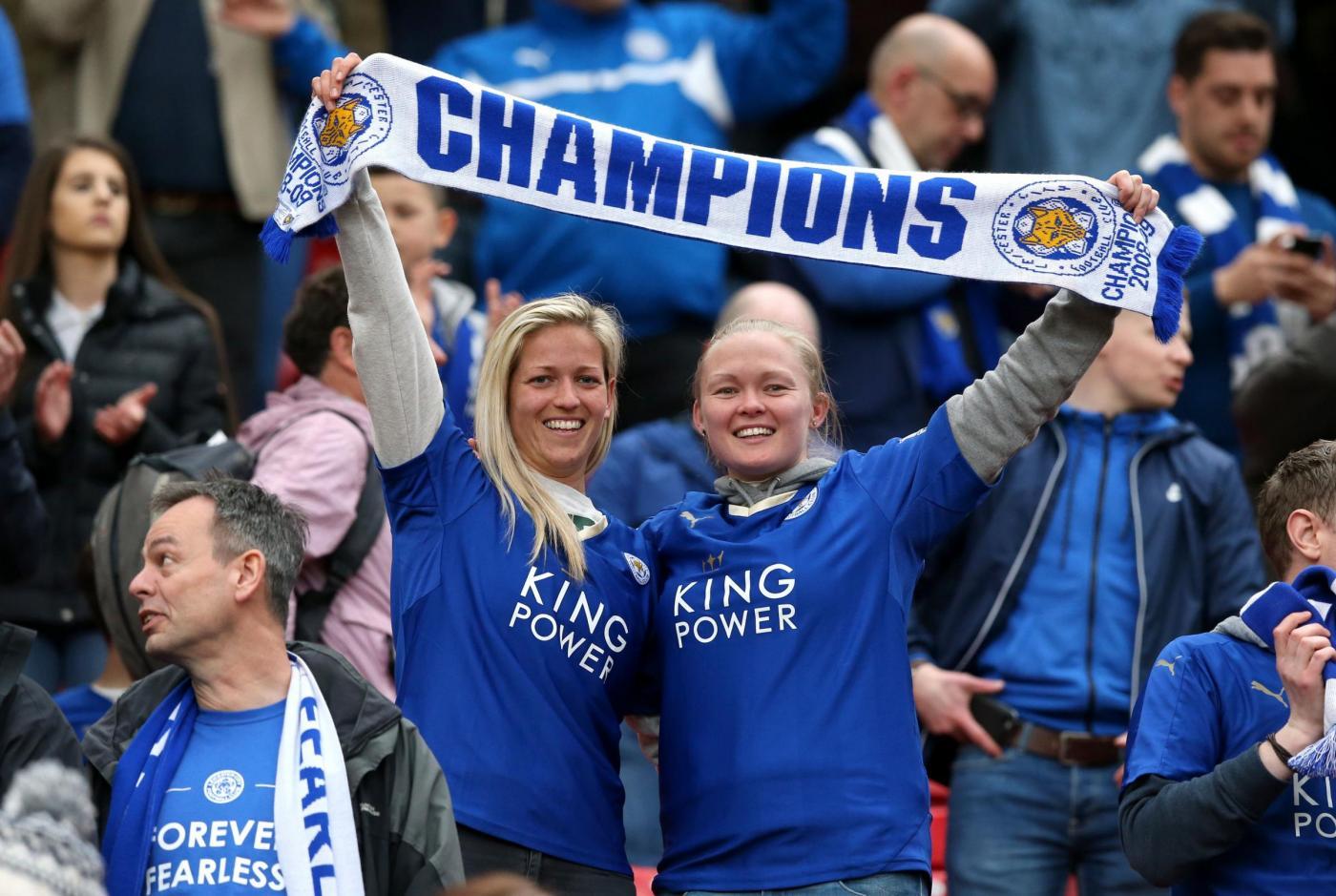 Leicester, i protagonisti di un successo
