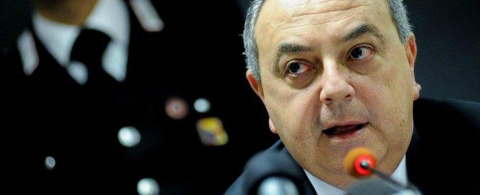 """Antimafia, il procuratore di Palermo Lo Voi: """"Non è in crisi, il meccanismo è stato svelato"""""""