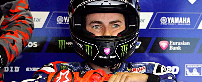 MotoGp, Jorge Lorenzo conquista la pole nelle qualifiche. Solo settimo Rossi
