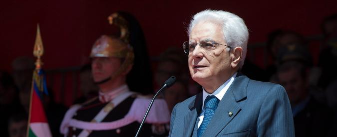 """Migranti, Mattarella: """"Deviare i flussi verso altri Paesi è ingenuo. Servono azioni a livello planetario"""""""