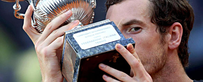Internazionali d'Italia 2016: Murray lancia la sfida verso il Roland Garros. E Roma conta i soldi