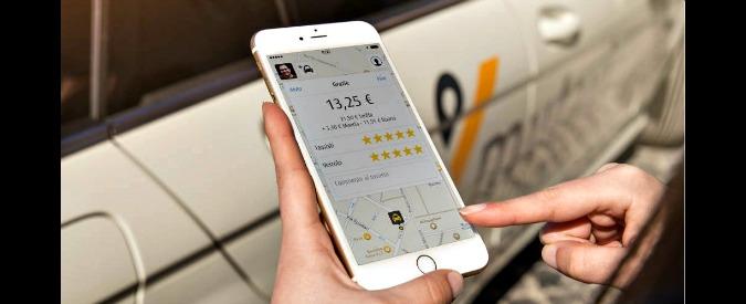 MyTaxi sbarca a Roma, ecco la App che mette in contatto clienti e tassisti