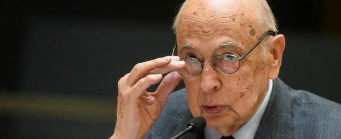 Referendum costituzionale e i compiti di un primo magistrato come Napolitano