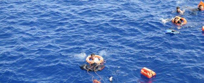 """Migranti, naufragio davanti alle coste della Libia: """"Almeno 25 morti, numero crescerà. Ci sono decine di dispersi"""""""