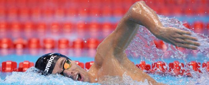 Europei nuoto, per Paltrinieri oro e record europeo nei 1500 stile libero. Argento a Detti