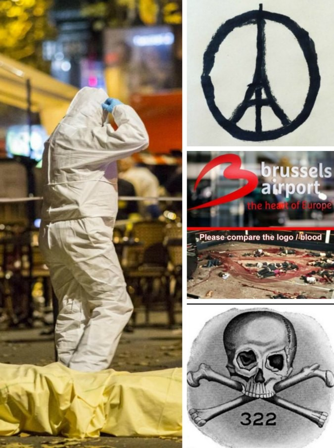 "Stragi in Europa, le teorie del complotto. Illuminati, feriti ""comparse"" e ""false flag"""