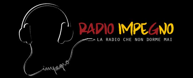 Radio impegno, la prima web radio notturna contro mafia e criminalità