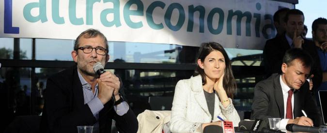Sondaggi elettorali, a Roma Virginia Raggi in crescita e vincente al ballottaggio: dietro Meloni e Giachetti