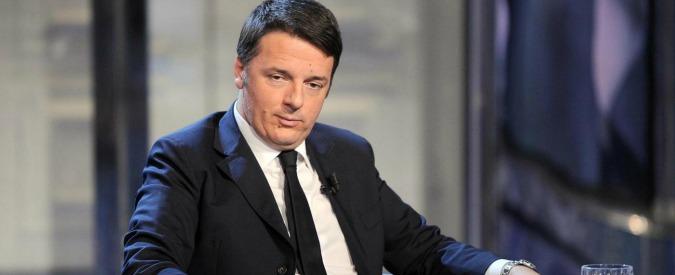 """Renzi: """"Indagini strumentalizzate per anni: sinistra ha sbagliato. Unioni civili? Ho giurato su Carta, non sul Vangelo"""""""