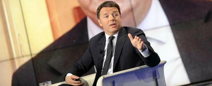 """Referendum sulle riforme, Renzi: """"Personalizzare lo scontro non è il mio obiettivo, ma quello del fronte del no"""""""
