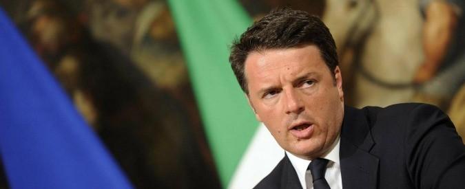Matteo Renzi, il suo cambiamento è il cambio di maschera