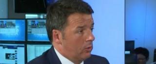 """Comunali Napoli 2016, Renzi: """"Ala? Ogni partito faccia attenzione ai candidati, ma poi scelgono gli elettori"""""""
