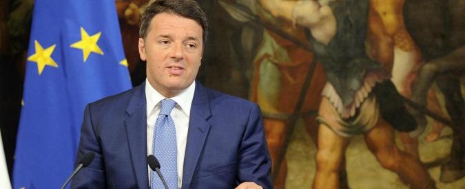 """G7, Renzi: """"Mettere l'immigrazione al primo punto. Dare spazio ai bambini di Idomeni senza demagogia"""""""