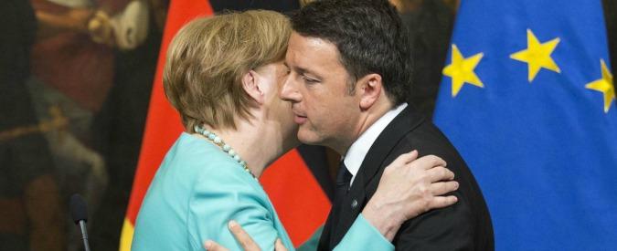 """Conti pubblici, Bce: """"Regola del debito non rispettata"""". Renzi: """"Si è stabilizzato, quel che c'è da fare lo sappiamo da soli"""""""