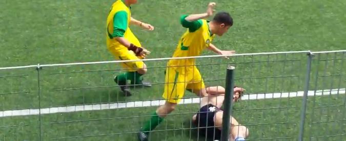 Milano, calcio amatoriale: denuncia aggressione e viene squalificato per non aver chiesto alla Figc il permesso di farlo