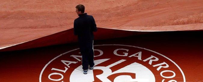 Roland Garros 2016, fuori Radwanska e Halep. Ma è polemica per le condizioni dei campi a causa del maltempo