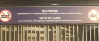 Finale Champions League a Milano, niente sigarette dentro e nelle vicinanze dello stadio San Siro