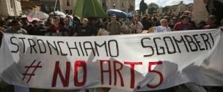 """Elezioni Roma 2016, l'affare delle case popolari. """"Più di quattro anni per avere un alloggio: è un alibi per occupare"""""""