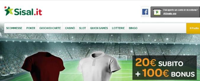 Giochi, Sisal sarà acquistata dal fondo Cvc Capital per 1 miliardo di euro