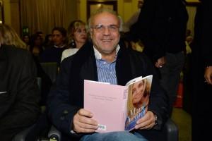 Mara Venier presenta il suo libro ' Amori della zia'