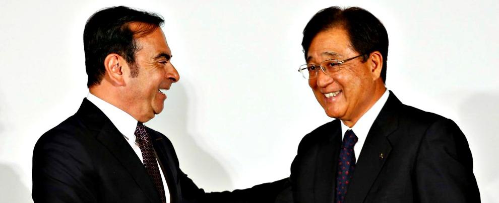 Nissan diventerà il primo azionista di Mitsubishi rilevando il 34% del capitale