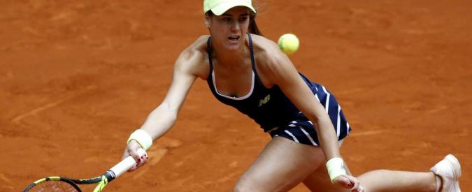 WTA Madrid 2016, avanti tutti i big. E tra le donne c'è la sorpresa Chirico – Video