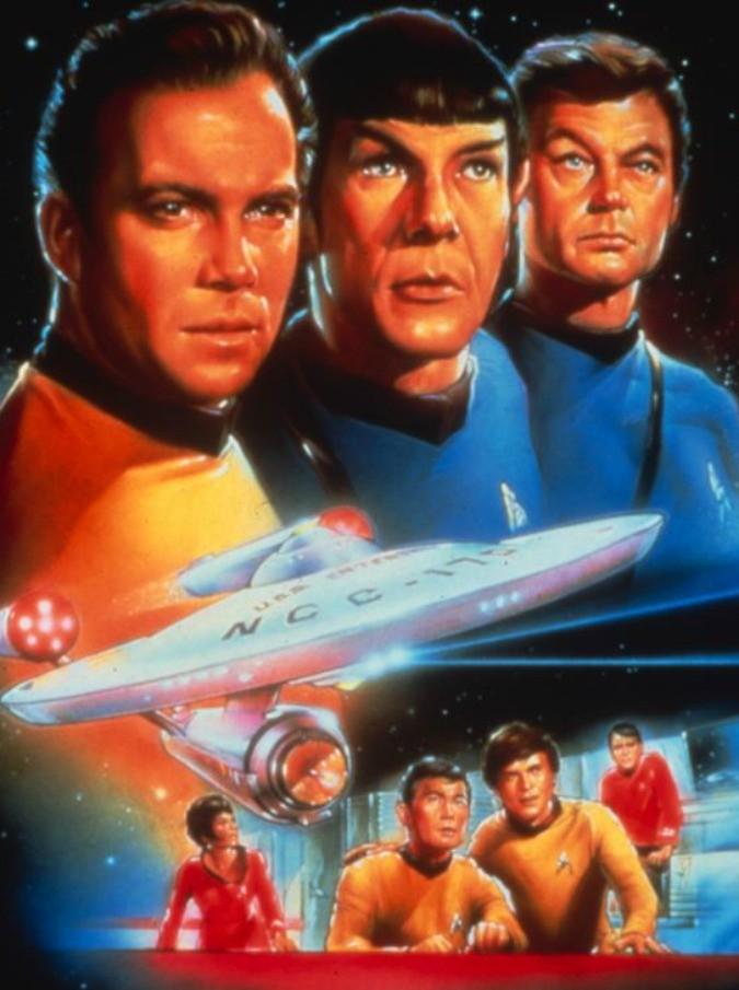 Star Trek Day, a 50 anni dal primo episodio la rete festeggia Spock e il Capitano Kirk