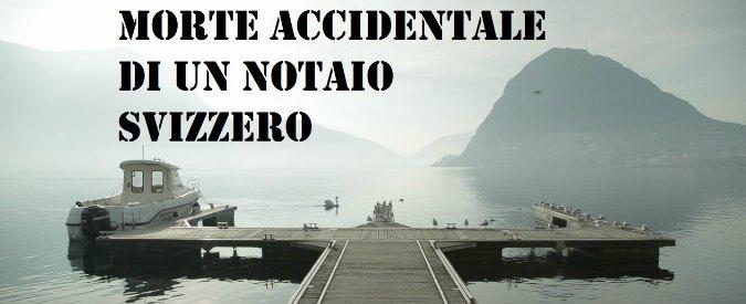 'Ndrangheta in Svizzera e riciclaggio, il doc sulla morte del notaio Borelli