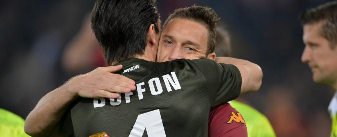 Totti, Buffon, Valentino Rossi, Piccinini e gli altri 40enni da record: quando il viale del tramonto può attendere