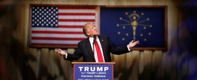 Primarie 2016, Trump fa il pieno di voti anche in Indiana e costringe Cruz all'abbandono. Sanders batte la Clinton
