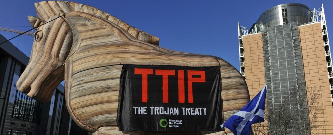 Ttip e libero scambio: quali conseguenze per la salute? – I