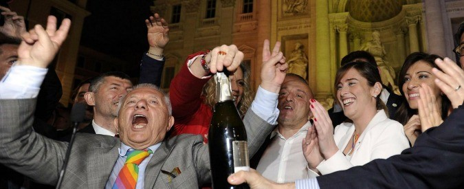 Unioni civili, festeggio solo a matrimonio egualitario ottenuto