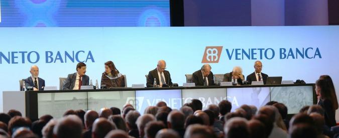 """Veneto Banca, vince a sorpresa la lista dei soci. Nuovo presidente: """"Sì a azione di responsabilità contro ex vertici"""""""