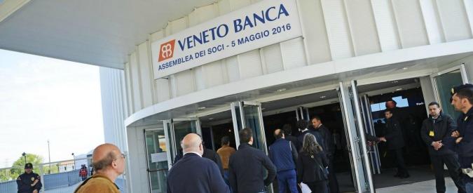 Veneto Banca, dopo 24 ore cade il velo: aumento a 0,1 euro. E Atlante parteciperà solo se potrà comandare