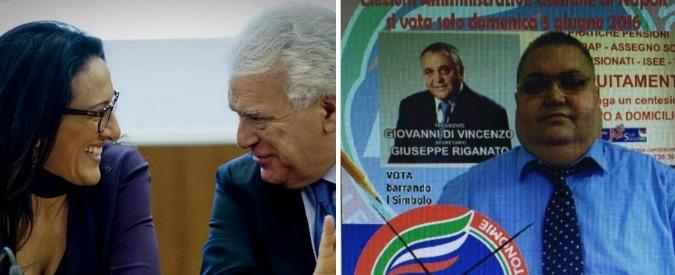 Comunali Napoli 2016, per il candidato di Ala manifesto col morto. Ex consigliere Pdl e cognato di un boss