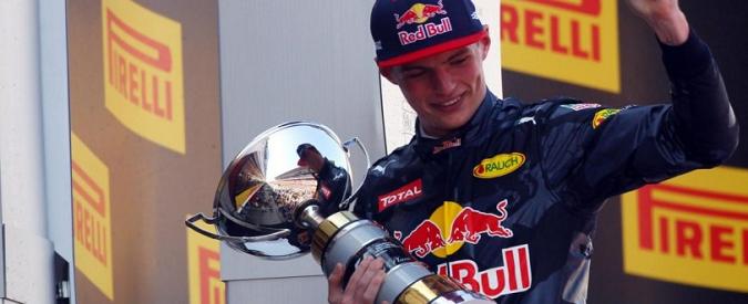 Formula 1, ritorno al futuro. Max Vestappen, campione del mondo 2017