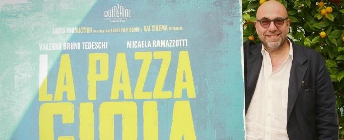 La pazza gioia di Paolo Virzì: cercare la felicità attraverso l'inquietudine