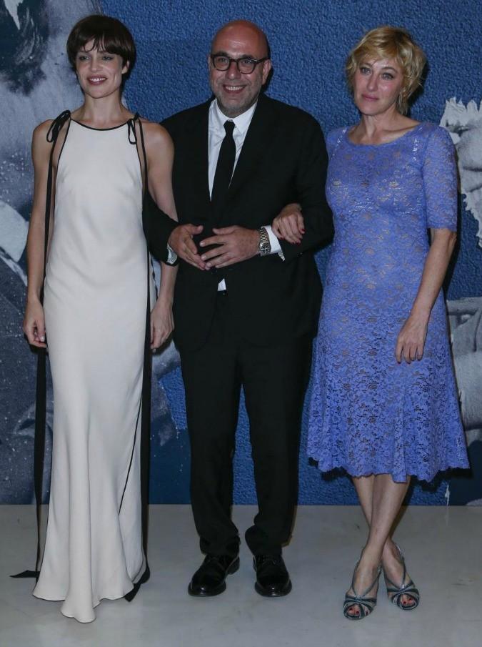 La Pazza Gioia di Paolo Virzì richiesto da 40 paesi. Micaela Ramazzotti e Valeria Bruni Tedeschi hanno commosso Cannes (FOTO e VIDEO)