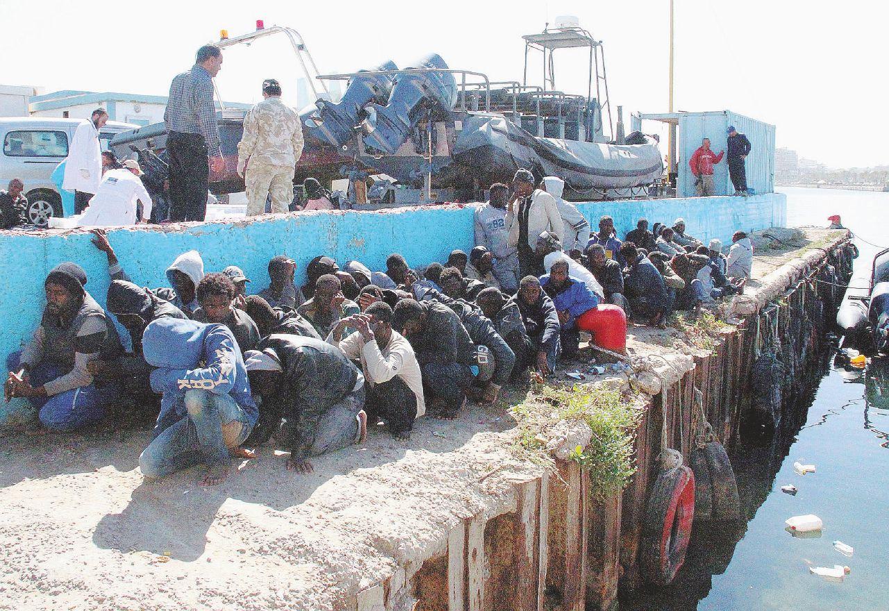Isis, profughi e barconi: l'Alessandria del dolore