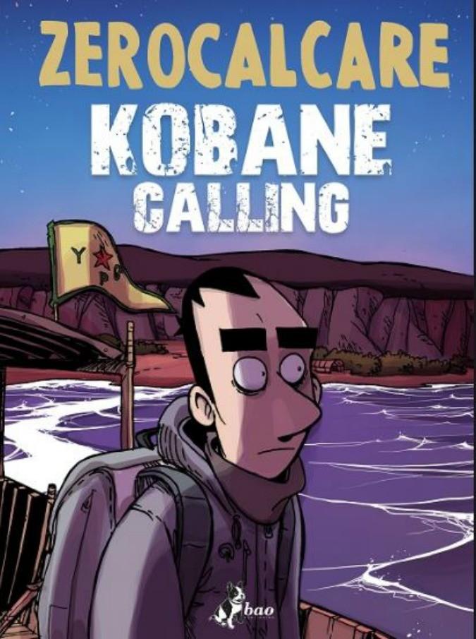 """Zerocalcare, Kobane calling: """"Da qua capisci questa guerra meglio che con qualunque infografica"""""""