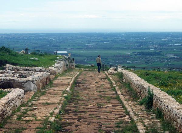 1. Acropoli di Norba, Norma