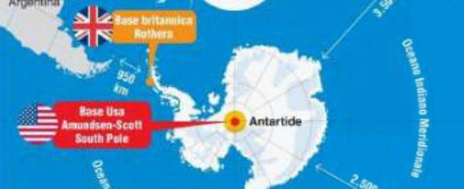 Salvataggio in Antartide, atterrato aereo in base Usa Amundsen-Scott