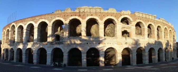 Arena di Verona: Franceschini, ci sei? Batti un colpo