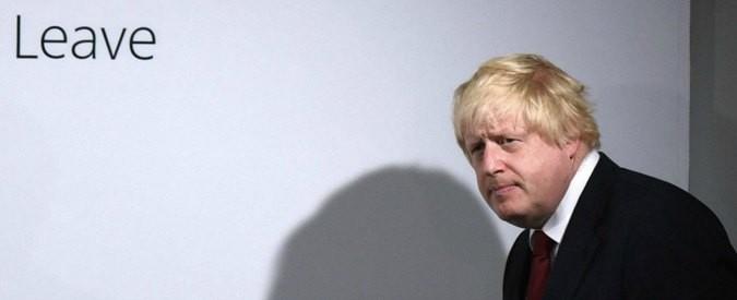 Brexit, Boris Johnson e la democrazia della menzogna