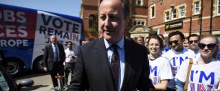 Brexit, governo Cameron spaccato: ma la frattura non è solo sull'idea di Europa