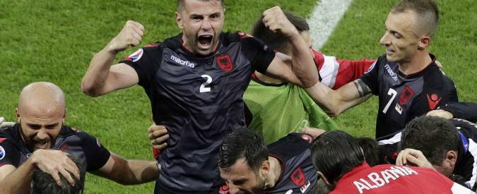 Europei 2016, per i giocatori dell'Albania passaporto diplomatico e un milione di euro come premio